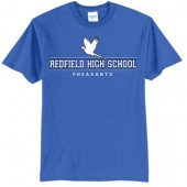 Redfield All School Reunion 04 Port and Company Core Blend Tee