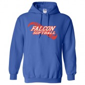 West Sioux Softball Fans 04 Gildan Hoodie
