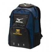 Mt Marty Volleyball Player Pack 04 Mizuno Organizer G4 Backpack