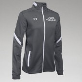 MOC-FV Volleyball Fan Apparel 04 UA Women's Full Zip Qualifier