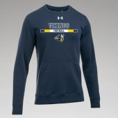 Augustana Football 2017 04 UA M's Hustle Fleece Crew