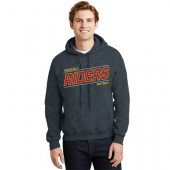 Roosevelt Softball 2017 Fan 04 Gildan Heavy Blend Hoodie