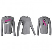 Stratoflex 04 Bella and Canvas Women's Long Sleeve Jersey Tee