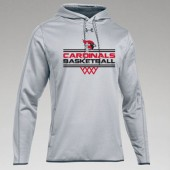St Marys Cardinals Basketball 2017 04 UA Double Threat Hoody