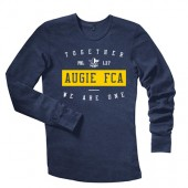 Augustana FCA 2017 Apparel 04 District Long Sleeve Thermal Tee