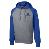 Dedicated Networks 04 Sport Tek LaRaglan Colorblock Hoody