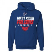 West Sioux Basketball 2017 04 Jerzees Hoodie