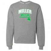 Miller Wrestling Winter 2017 04 Russell Athletic Dri Power® Crewneck Sweatshirt