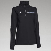 SDSU Wellness-Pro Staff 04 Ladies Under Armour Qualifier ¼ Zip
