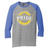 SDSU The PRIDE 2016 04 Mens and Ladies District ¾ Sleeve