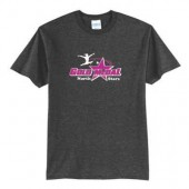 Gold Medal Gymnastics Booster Club 04 Port & Co 50/50 Short Sleeve T-shirt