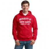USD Law School 2016_2 04 Gildan Hooded Sweatshirt