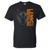 Lennox Wrestling 2016 04 Gildan Dry-Blend 50/50 T-Shirt