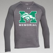 Memorial Middle School 05 Under Armour Novelty Locker Long Sleeve