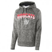 BHS Boys Basketball 2016 05 Adult Sport Tek Heathered Fleece Hooded Sweatshirt