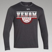 South Dakota Venom Winter 2017 05 Under Armour Long Sleeve Locker Tee
