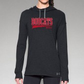 Bobcat Baseball 2017 05 Ladies Under Armour Lightweight Stadium Hoody
