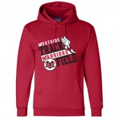 Omaha Westside Track & Field 05 Champion Double Dry Eco Hooded Sweatshirt