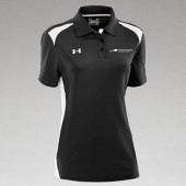 Premier Communications 2017 05 Womens UA Team Colorblock Polo