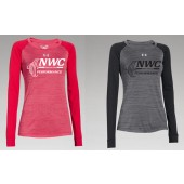 Northwestern Performance 05 UA Ladies Novelty Tee