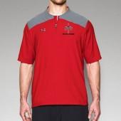 Northwestern Athletic Training 2017 05 UA Triumph Short Sleeve Cage Jacket