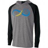 Pinnacle Volleyball Club Fans 05 Men's & Ladies Holloway Echo Hoodie