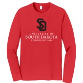 USD Law Fall 2017 05 Port & Company® Long Sleeve Fan Favorite Tee