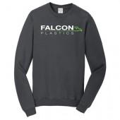 Falcon Plastic Fall 2017 05 Port & Company® Pigment-Dyed Crewneck Sweatshirt