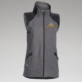 Dordt College Golf 05 UA Ladies Performance Fleece Vest