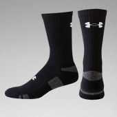 Northwestern Men's Basketball Player 05 UA Heatgear Crew Socks