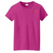 EMBE 05 Gildan Ladies Heavy Cotton T-shirt