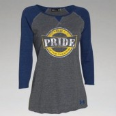 SDSU The PRIDE 2016 05 Ladies Under Armour ¾ Sleeve
