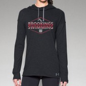 Brookings Swim Club Fall 2016 05 Ladies Under Armour Stadium Lightweight Hoody
