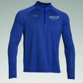 Briar Cliff University Physical Therapy 05 Men's UA Striped Tech ¼ Zip