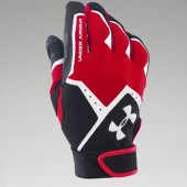 NWC Baseball 2016 Player 05 UA Clean-up VI Batting Gloves