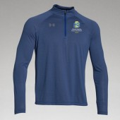 SDSU Flying Jacks Aviation Club 05 Mens and Ladies Under Armour Stripe Tech ¼ Zip