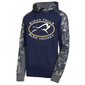 Sioux Falls Sled Hockey 06 Poly Mineral Freeze Hoody