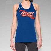 West Sioux Softball Fans 06 UA Ladies Matchup Tank