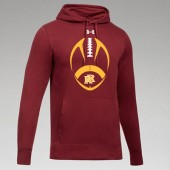 RHS Football Fall 2017 06 Under Armour Fleece Hoody