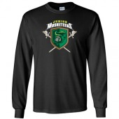 Junior Musketeers 2017 Apparel 06 Adult and Youth Gildan Ultra Cotton Long Sleeve t-shirt