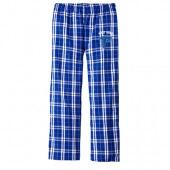 West Sioux Basketball 2017 06 District Flannel Plaid Pant