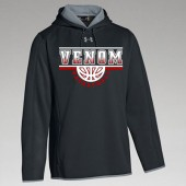 South Dakota Venom Winter 2017 06 Under Armour Double Threat Hoodie