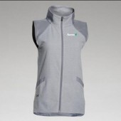 Avera Parkston 06 Ladies Under Armour Fleece Vest (Loose Fit Style)