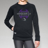 USF Softball 2016 06 UA Ladies Novelty Fleece Crew
