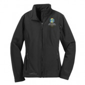 SDSU Flying Jacks Aviation Club 06 Mens and Ladies Eddie Bauer Softshell Jacket