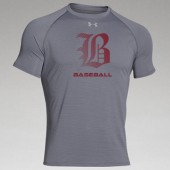 Summer Friends of Baseball 2016 07 Mens Under Armour Stripe Tech Short Sleeve T Shirt
