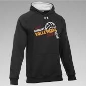 SCHS Volleyball 07 UA Cotton Hoody