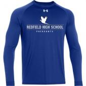 Redfield All School Reunion 07 UA Long Sleeve Locker Tee