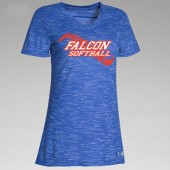 West Sioux Softball Fans 07 UA Mens and Womens Stadium Tee