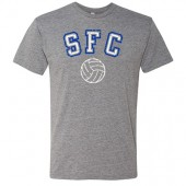 Sioux Falls Christian Volleyball 2017 07 Next Level Triblend Tee